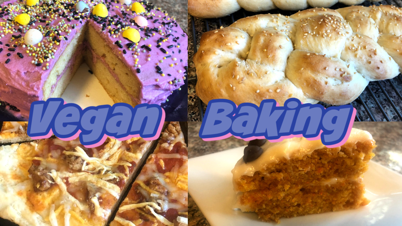 vegan baking guide
