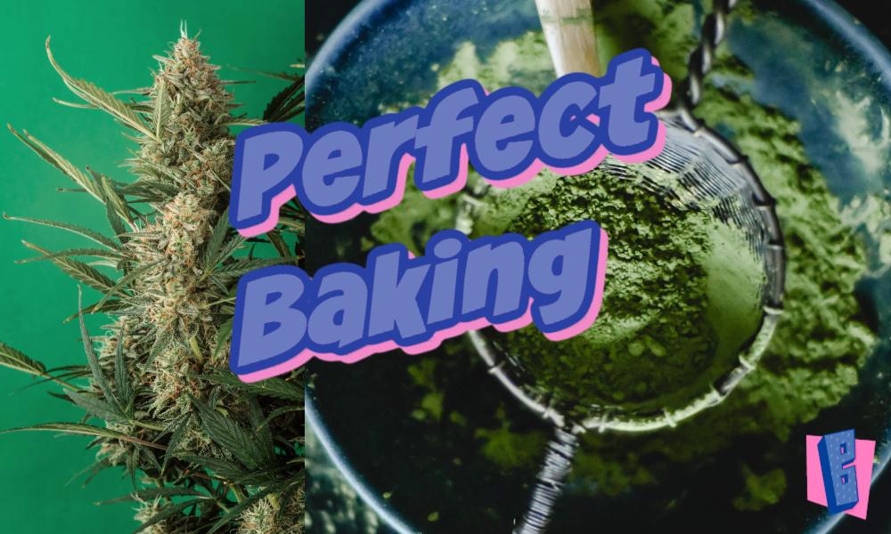 cannabis baking