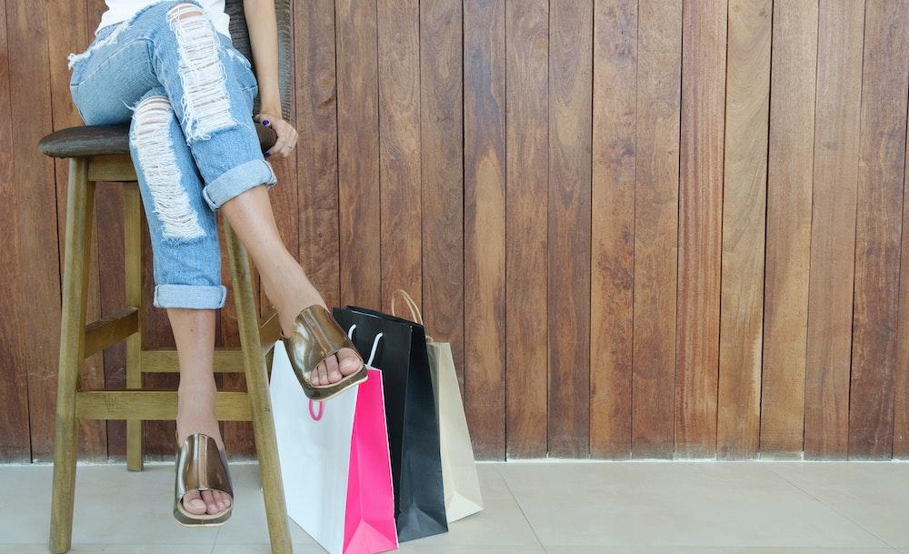 conscious shopping